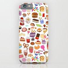 Cute food iPhone 6 Slim Case