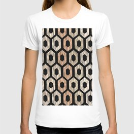 Animal Print Pattern T-shirt