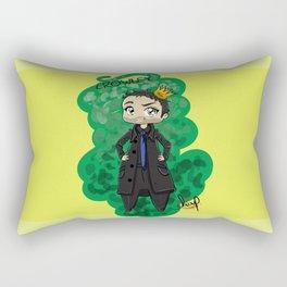 Chibi Crowley (Supernatural) Rectangular Pillow
