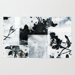 Monochrome Tiles Rug