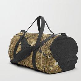 Goldenlips Duffle Bag