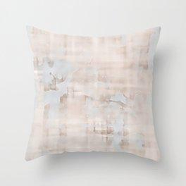 Ocean Morning Mist Throw Pillow