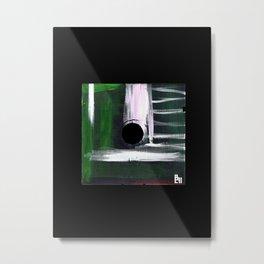 Floppy 30 Metal Print