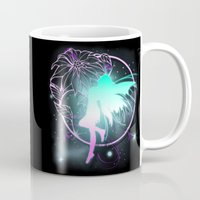 fairy Mugs featuring Fairy by Augustinet