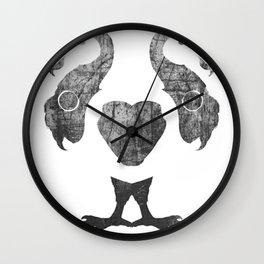 PANDODOS Wall Clock