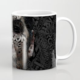 Joan Ferguson  I am to scare... Coffee Mug