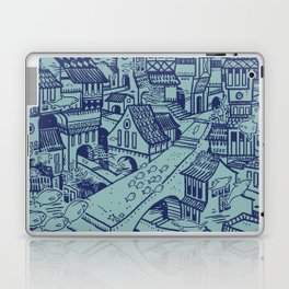 The Deep Laptop & iPad Skin