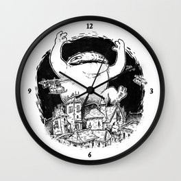 Playground for big kids Wall Clock