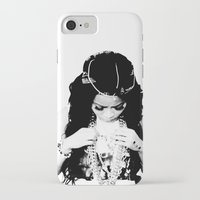 cocaine iPhone & iPod Cases featuring Honey Cocaine by Kris.