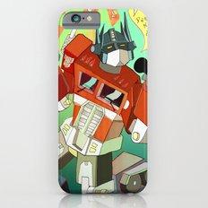 Optimus Prime DARE to keep your dreams alive! iPhone 6s Slim Case