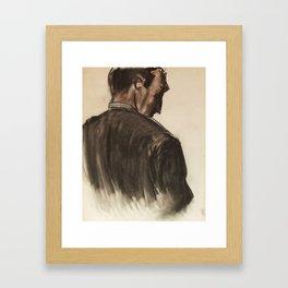 Gangster Noir, No. 9 Framed Art Print