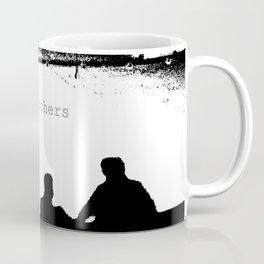 Watching the Watchers Coffee Mug