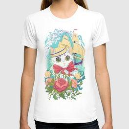 Sailor Kitty T-shirt