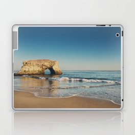Natural Bridges State Beach ... Laptop & iPad Skin