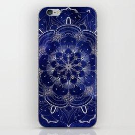 Glitter Mandala iPhone Skin