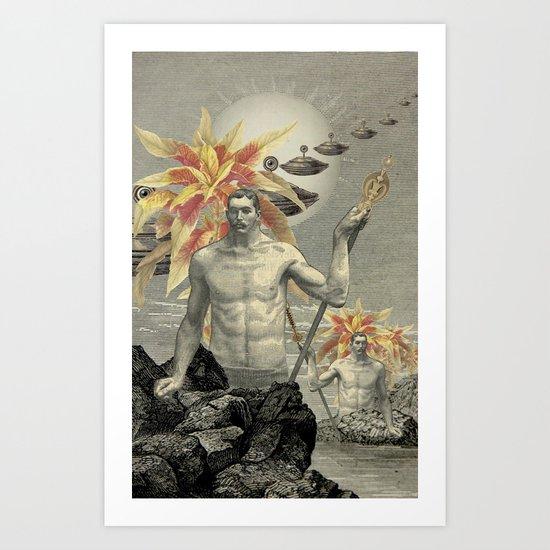 PALADINS Art Print