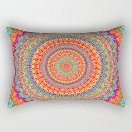 Mandala 473 Rectangular Pillow