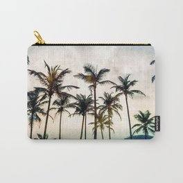 No Palm Trees Carry-All Pouch