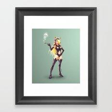 Ratabari Framed Art Print