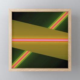 laser Framed Mini Art Print