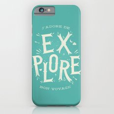 J'adore de Explore Slim Case iPhone 6s