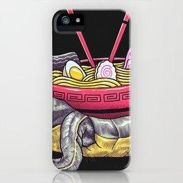 Kame Ramen iPhone Case