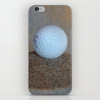 golf iPhone & iPod Skins featuring Golf by LoRo  Art & Pictures