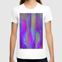 industrial T-shirts featuring Industrial Wings by Jennifer Warmuth Art And Design