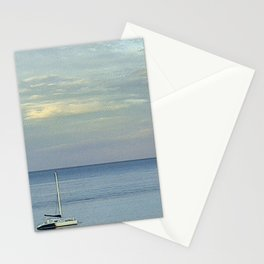 Caribbean Seascape Stationery Cards