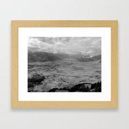 makelite Framed Art Print