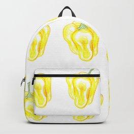 golden bell pepper Backpack