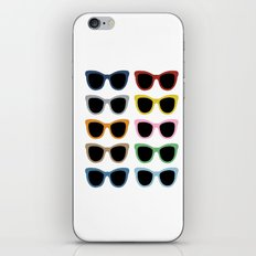 Sunglasses #2 iPhone & iPod Skin