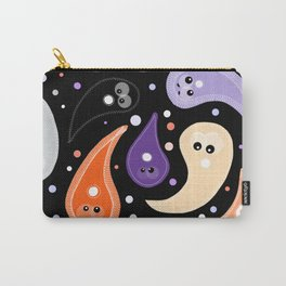 Spooktacular Paisley - by Kara Peters Carry-All Pouch