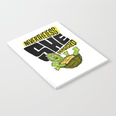 Nevertheless She Persisted Notebook