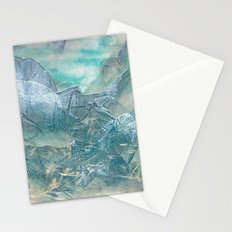Tulle Mountain 2 Stationery Cards
