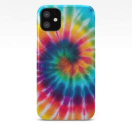 Tie Dye 2 iPhone Case
