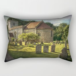 St Peter and St Paul Checkendon Rectangular Pillow