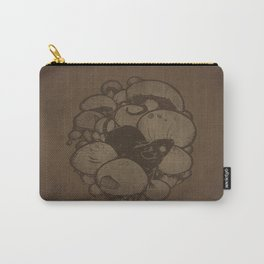 Fungal Fauna - Mouse Carry-All Pouch