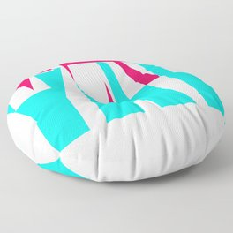 Friday Weekend Celebrate Party Floor Pillow