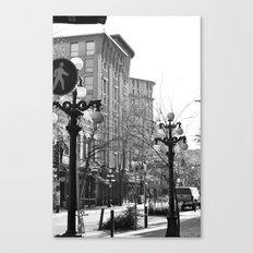 historic gastown  Canvas Print