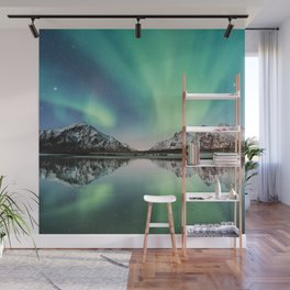 Stars Come Out At Night Wall Mural