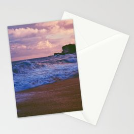 Waves Dance Stationery Cards