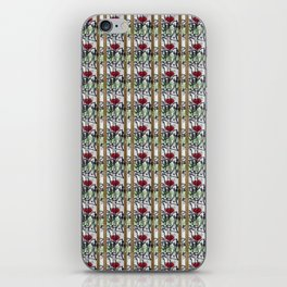 Fence with Heart iPhone Skin