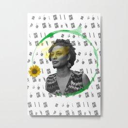 Marielle, Presente Metal Print