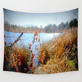 Peaceful Nature Wall Tapestry