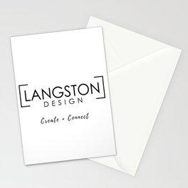 Langston Design Anti-Procrastination Coffee Mug Stationery Cards