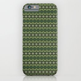 Motif Series : Olive iPhone Case