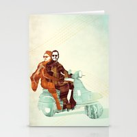 italian Stationery Cards featuring Vintage Italian by RadFive