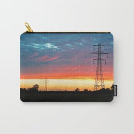 The Warmth Of Lincolnshire Carry-All Pouch