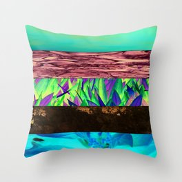Photography Collage Throw Pillow